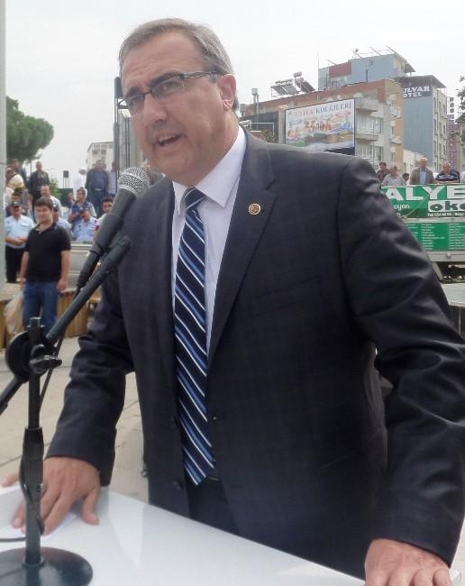 Alaşehir Belediyesi'ne 14 Yeni Araç