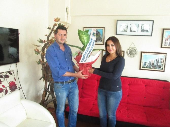 Başkan Karaçoban'dan Mimarlar Günü Kutlaması