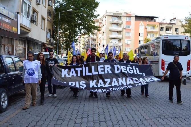 Ankara'daki Patlamaya Yönelik Eylemler Devam Ediyor