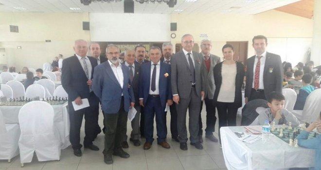 2017–2018 Yaş Grupları Küçükler Satranç Turnuvası Akhisar Birinciliği