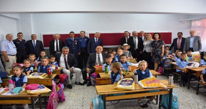 2019-2020 İlköğretim Haftası Mehmet Akif Ersoy İlkokulu'nda kutlandı