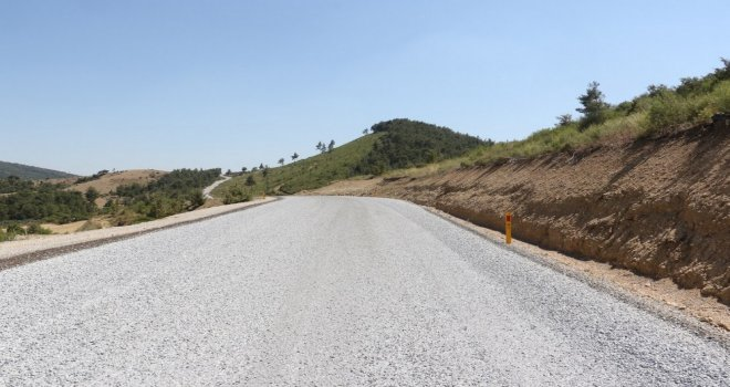 3 Mahalle Artık Akhisar'a Güvenle Ulaşıyor