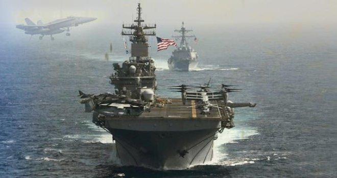 ABD Merkez Kuvvetler Komutanlığı destoyeri gönderme kararı aldı.