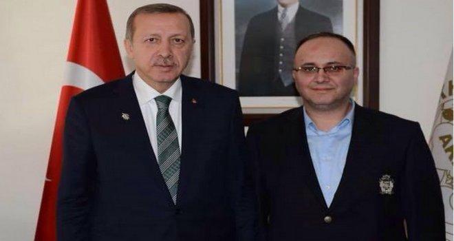 Ak Parti Akhisar İlçe Yönetim Kurulu Göreve Başladı
