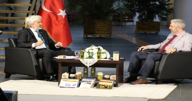 Akhisar Belediye Başkanı Salih Hızlı, canlı yayında gündemi değerlendirdi