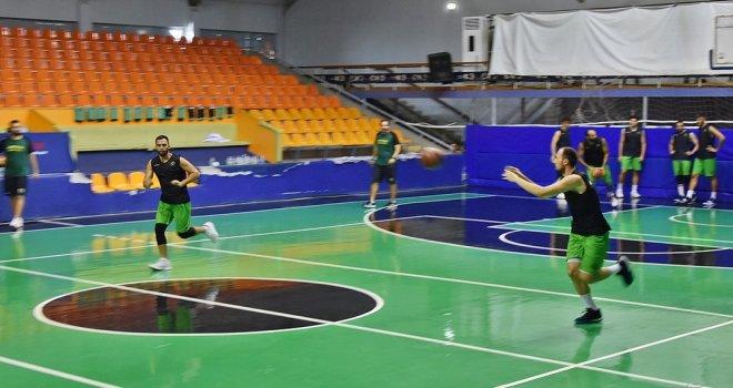 Akhisar Belediye Basketbol, yeni sezon çalışmalarını sürdürüyor