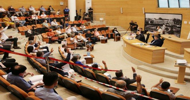 Akhisar Belediye Meclisi, Azerbaycan İçin Tek Yürek Oldu