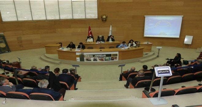 Akhisar Belediyesi 2017 yılı Aralık ayı olağan meclisi 2. oturumu yapıldı