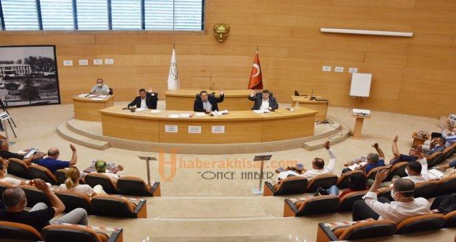 Akhisar Belediyesi 2020 Eylül Ayı Meclis Toplantısı Yapıldı