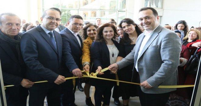 Akhisar Belediyesi, Ahşap Hediyelik Eşya sergisi açıldı