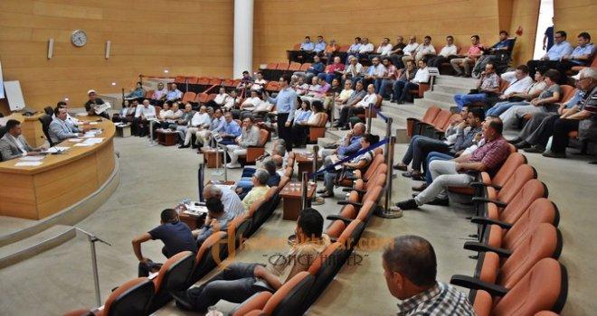 Akhisar Belediyesi Haziran ayı meclis toplantısı yapıldı.