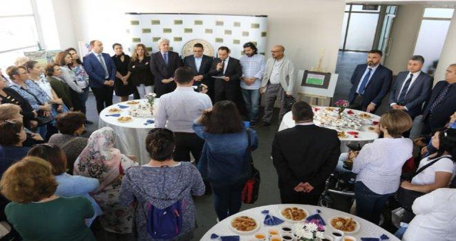 Akhisar Belediyesi Sanat Atölyeleri 7'inci eğitim ve öğretim yılı başladı