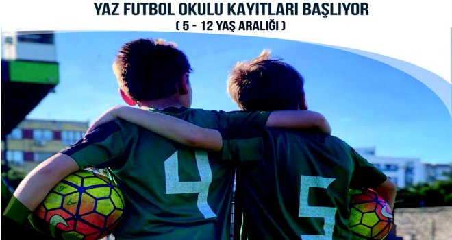 Akhisar Belediyesi, Yaz Spor Okulu kayıtları başladı
