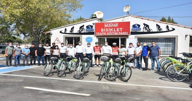 Akhisar Belediyesi'nden Türkiye'ye Örnek Proje