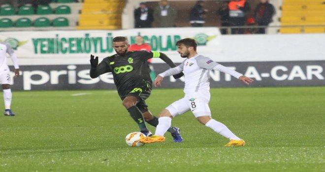 Akhisar Belediyespor; 0  - Standard Liege; 0