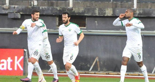 Akhisar Belediyespor: 3 - Bursaspor: 3