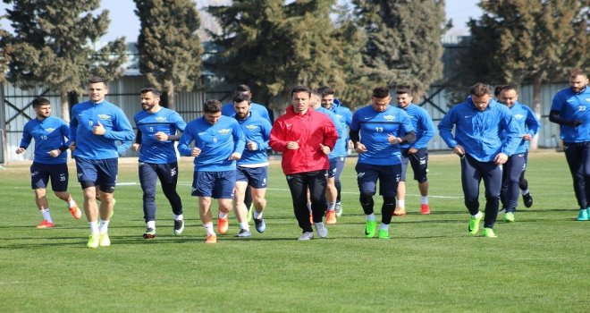 Akhisar Belediyespor, Antalyaspor hazırlıklarını tamamladı