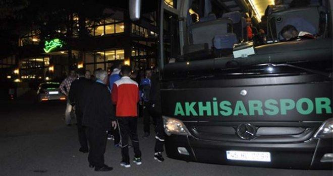 Akhisar Belediyespor, Beşiktaş'a konuk oluyor