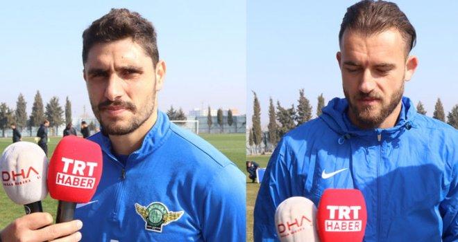 Akhisar Belediyespor'da Antalyaspor hazırlıklarını sürdürdü