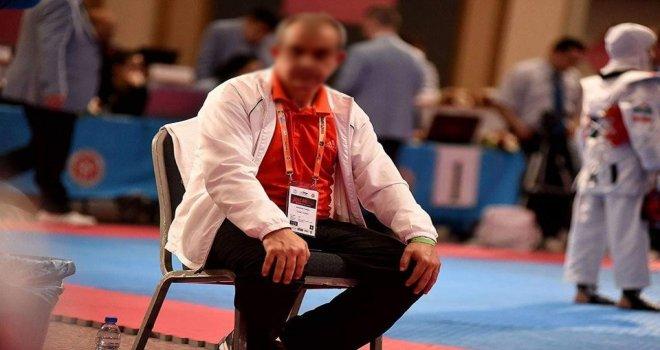 Akhisar Belediyespor'un tekvando hocası tutuklandı!