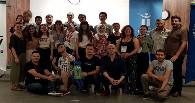 Akhisar Gençlik Meclisi Buluştay 2019'a Katıldı
