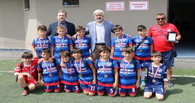 Akhisar Yıldırımspor, yarı finalin kapısından döndü