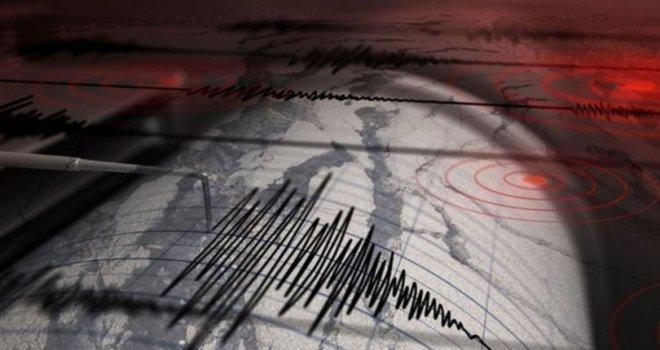 Akhisar'da 4.3 Şiddetinde Deprem