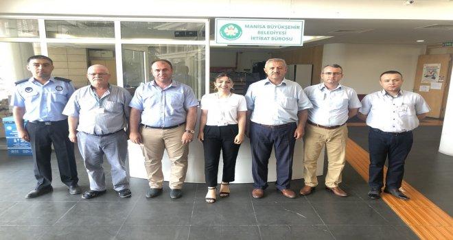 Akhisar'da Büyükşehir Çok Yakın