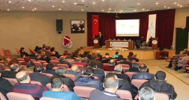 Akhisar'da Dünya Toprak Günü kutlandı