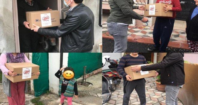 Akhisar'da ilk! Çölyak hastalarına özel ramazan paketi