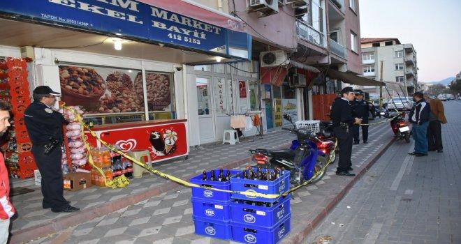 Akhisar'da Silahlı Saldırı!