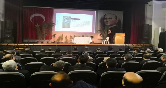 Akhisar'da Temel Aile Bilinci Eğitimi Projesi