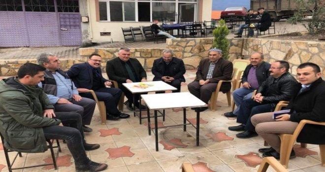 Akhisar'ın Mahalleleri Hizmete Doydu
