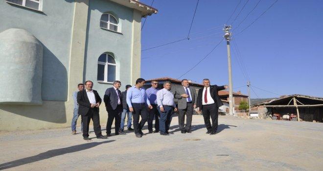 Akhisar'ın Mahalleleri Yenileniyor