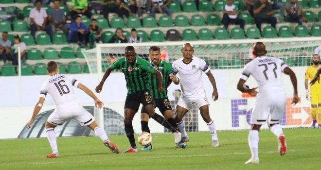 Akhisarspor; 0 - Krasnodar; 1