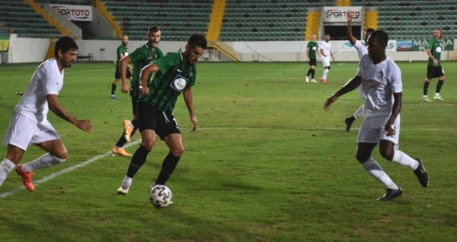 Akhisarspor; 0 – Tuzlaspor; 0