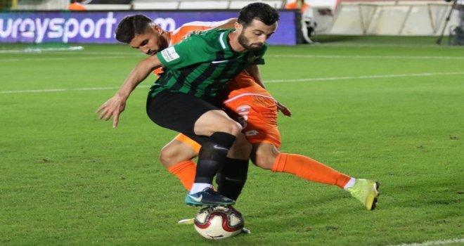 Akhisarspor; 1 - Adanaspor; 0
