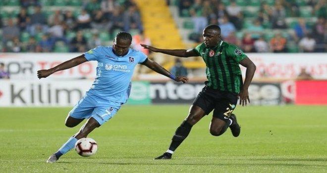 Akhisarspor; 1 - Trabzonspor; 3