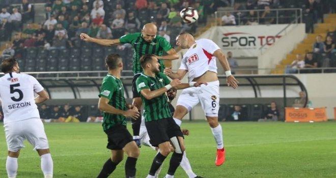 Akhisarspor; 2 - Eskişehirspor; 1
