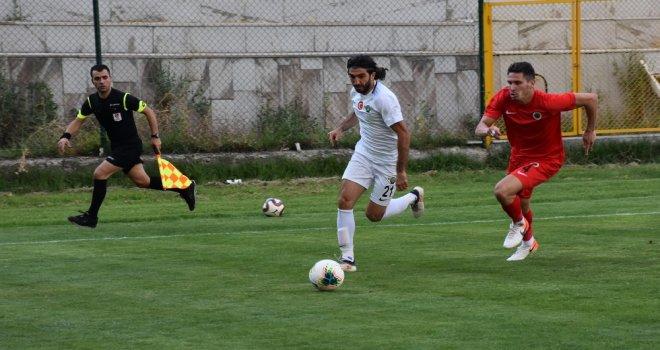 Akhisarspor Hazırlık Maçında Gençlerbirliği'ne 3-2 Yenildi