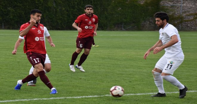 Akhisarspor Üçüncü Hazırlık Maçında FK Sumoayit ile Berabere Kaldı