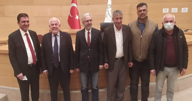 """Ali Halis Uysal Uyarıyor; """"Susuzluk Kaderimiz Değil"""""""