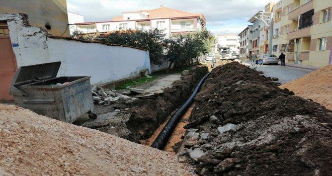 Atatürk Mahallesi'ne Yağmursuyu Hattı