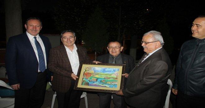 ATSO Başkan Adayı Boşnak ve Ekibi Yaşlılar Haftasını Kutladı