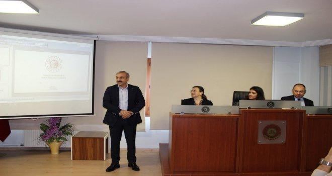 ATSO'dan Dış Ticaret Bilgilendirme Semineri