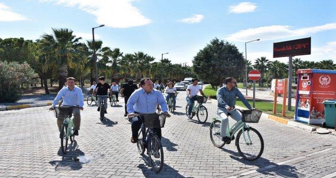 Avrupa Hareketlilik Haftasında Bisiklet Turu