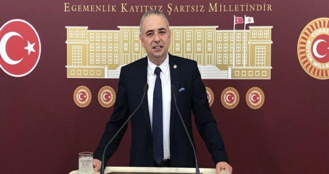 Bakırlıoğlu; ''Atıl Hastane Binaları Pandemi Hastanesi Olsun''