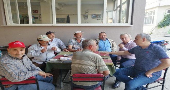Bakırlıoğlu; ''Çiftçi Borçları Ertelensin''