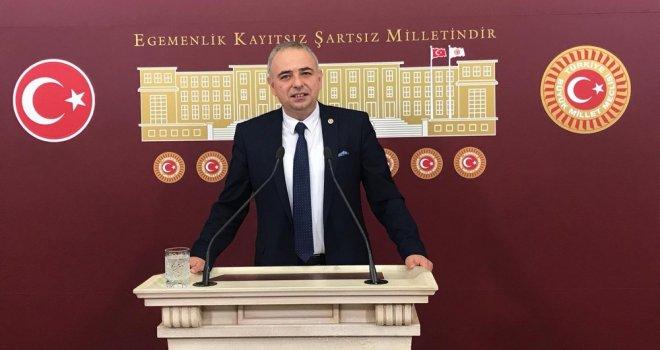 Bakırlıoğlu; ''Düşük Faizli Krediden Çiftçi Neden Yararlanamıyor''
