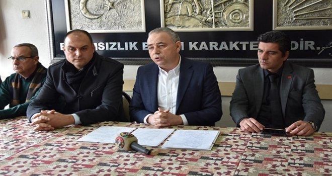 Bakırlıoğlu; ''Hasarlı Okul Binaları Yeniden Yapılsın''